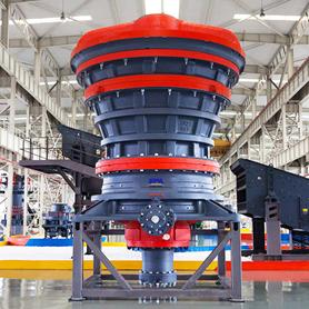 Exemplo de máquina de grande porte para mineração. Fonte: https://www.sbmchina.com/equipments/